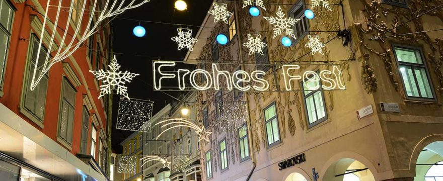 Advent and Christmas in Graz – Christmas markets in Graz